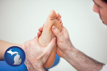 Podiatry Physicians & Surgeons in Michigan